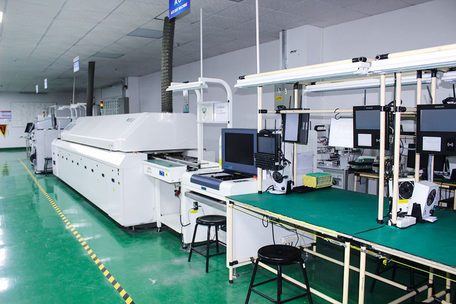 China Shenzhen Ryder Electronics Co., Ltd. company profile