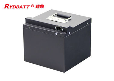 18650 17S12P Electric Motor Battery Pack 40 39 Ah / 60 Volt Ebike Battery With Metal Shell