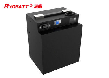 Smart Lithium External Electric Scooter Battery 48v 60v MS 16LTR 20C F602