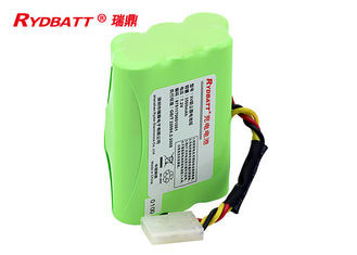 6S1P 7.2 V Ni Mh Rechargeable Battery 3500mAh - 4500mAh For Neato Vacuum Cleaner