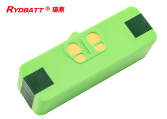 Long Service Li lon 18650 Battery Pack 4S2P 14.4V 5.2Ah for Vacuum Cleaner
