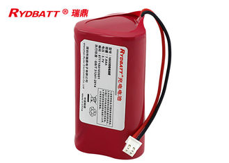 1S3P 3.6V 7800mAh Li Ion 18650 Battery Pack More Than 500 Times Cycle Life High Power Version