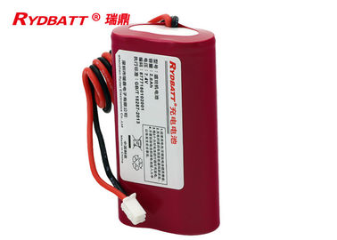 High-Power 2S1P 7.4 V 18650 Battery Pack 2600mAh Li lon For Electric Tool Oem Availiable