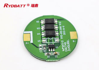 China 1S 18650 Lithium Battery Bms Battery Management System Color And Size Customized Protection Board supplier