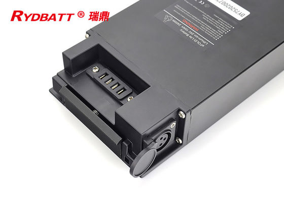 10.8V 2200mAh 3S1P 23.76Wh 18650 Lithium Ion Battery