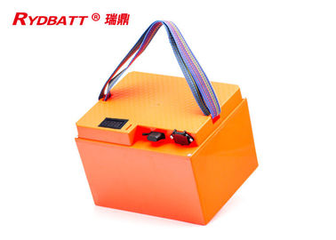 China 18650 20S10P Electric Motor Battery Pack 72V 30 29.5 Ah With Plastic Shell factory