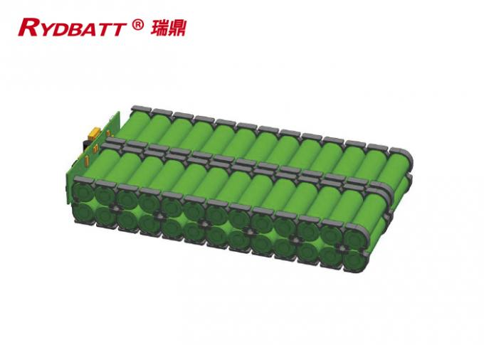 10.4Ah Electric Scooter Battery Pack / Li Ion 18650 13S4P 48 Volt Lithium Battery